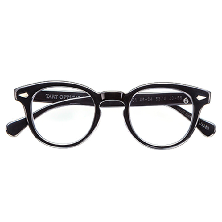 TART OPTICAL ARNEL®︎ BLACK 40's model