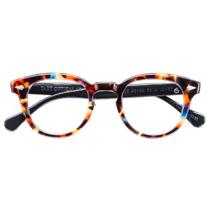 TART OPTICAL ARNEL®︎ BLUE AMBER BLACK 40's model