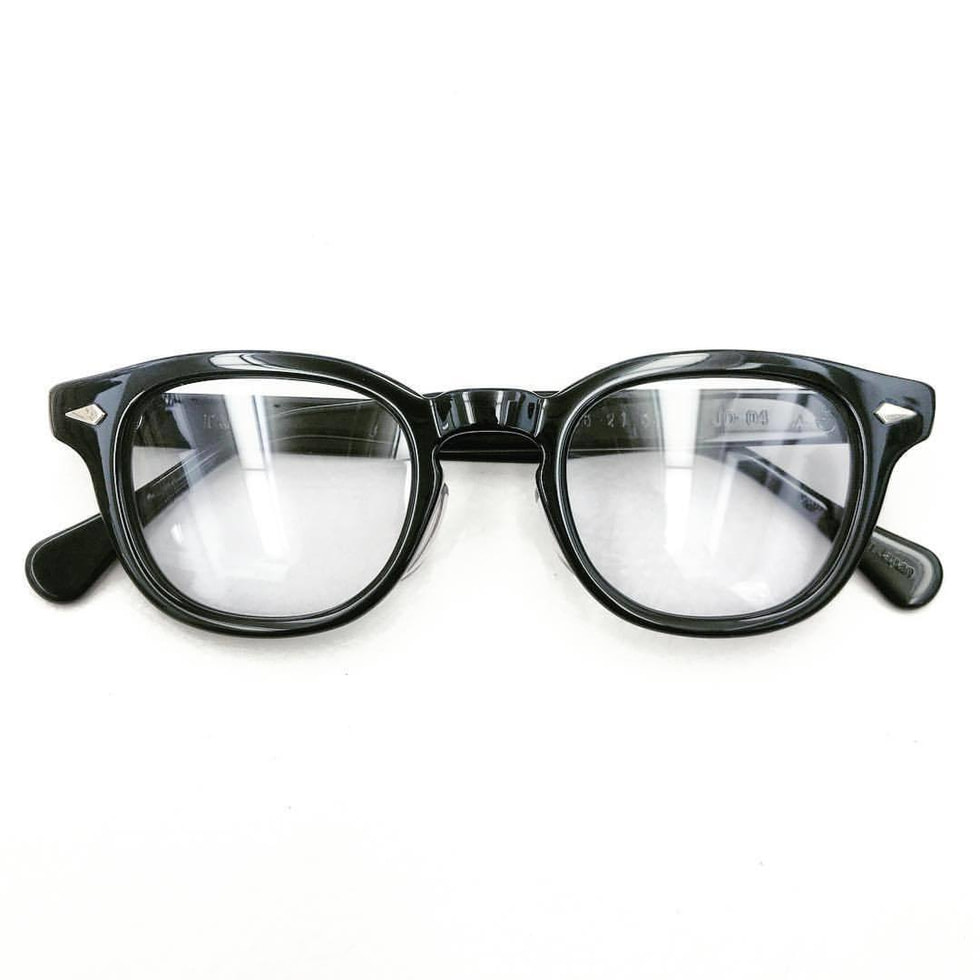 TART OPTICAL ARNEL®︎ BLACK 50's model