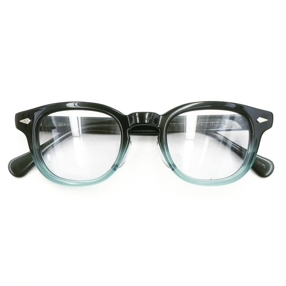 TART OPTICAL ARNEL®︎ BLUE BLACK GREEN 50's model